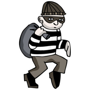 robber thief