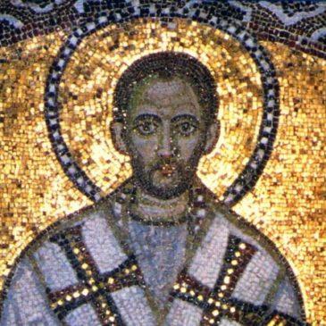 John Chrysostom's Testimony