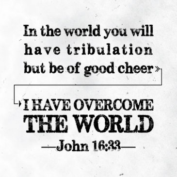 Loving Jesus is Joyful