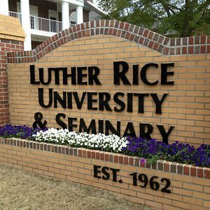luther rice university family worship once common