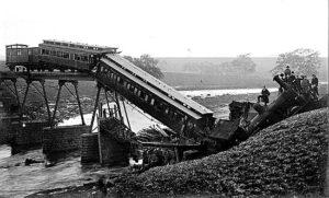 failure to do train crash