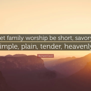Family Worship Wallpaper